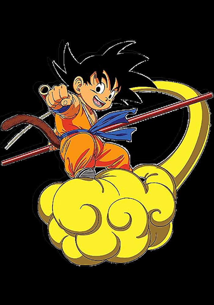 sangoku manga et anime dragon ball z