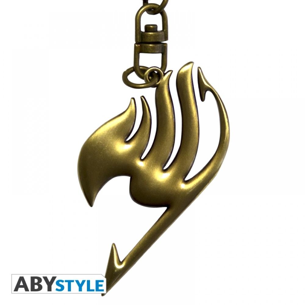 porte clés emblème fairy tail
