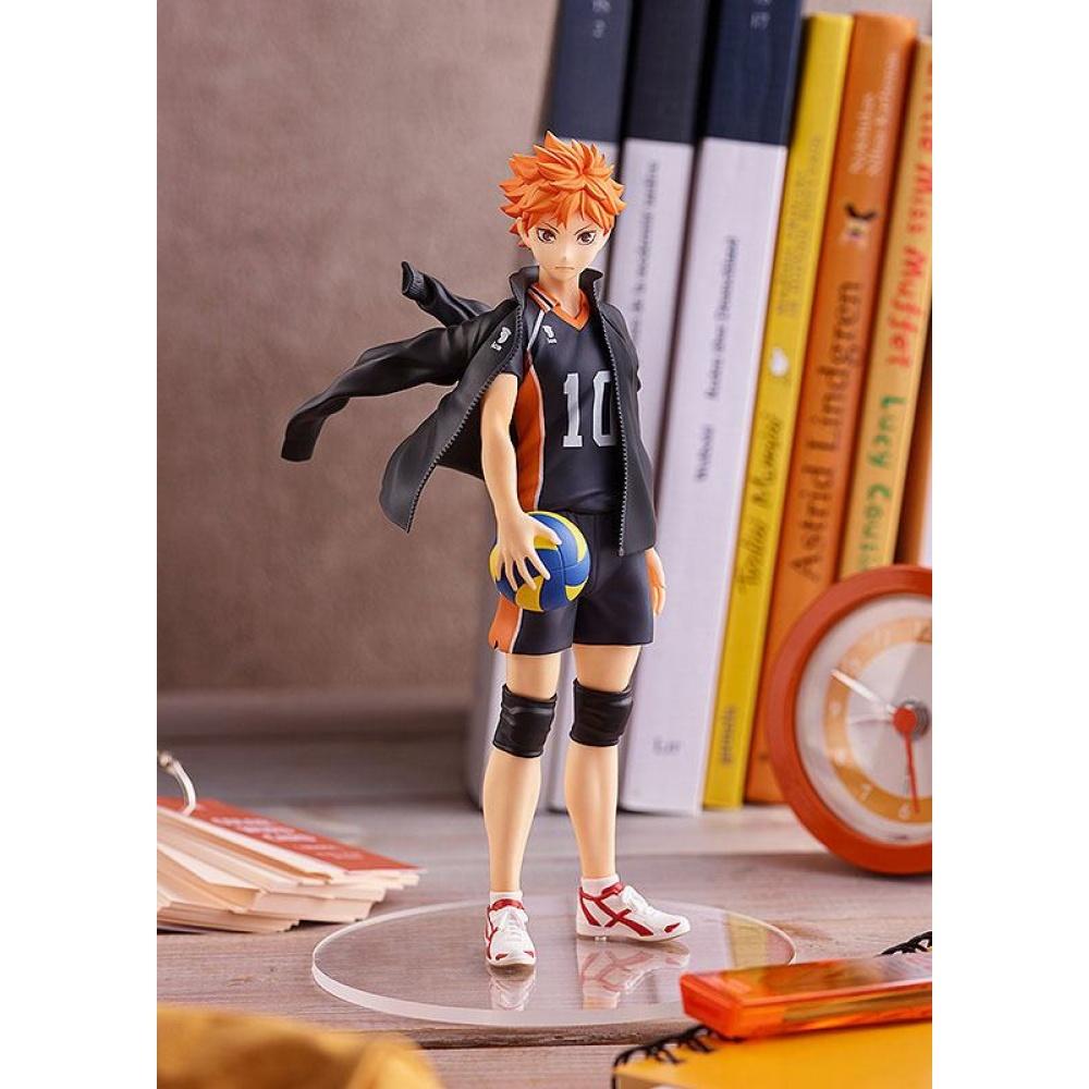 figurine hinata shoyo pop up parade manga et animé haikyu