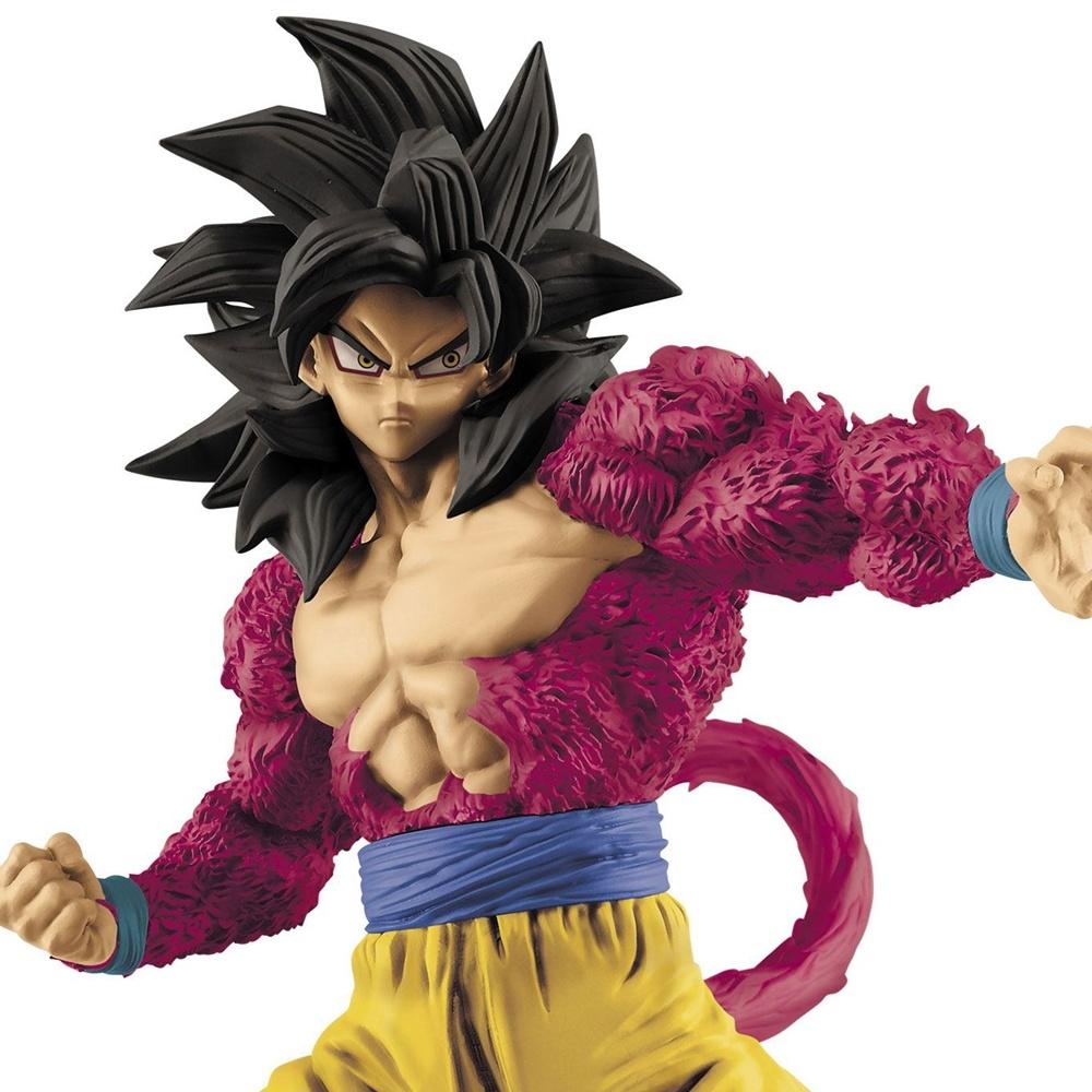 figurine goku super saiyan 4 dragon ball gt