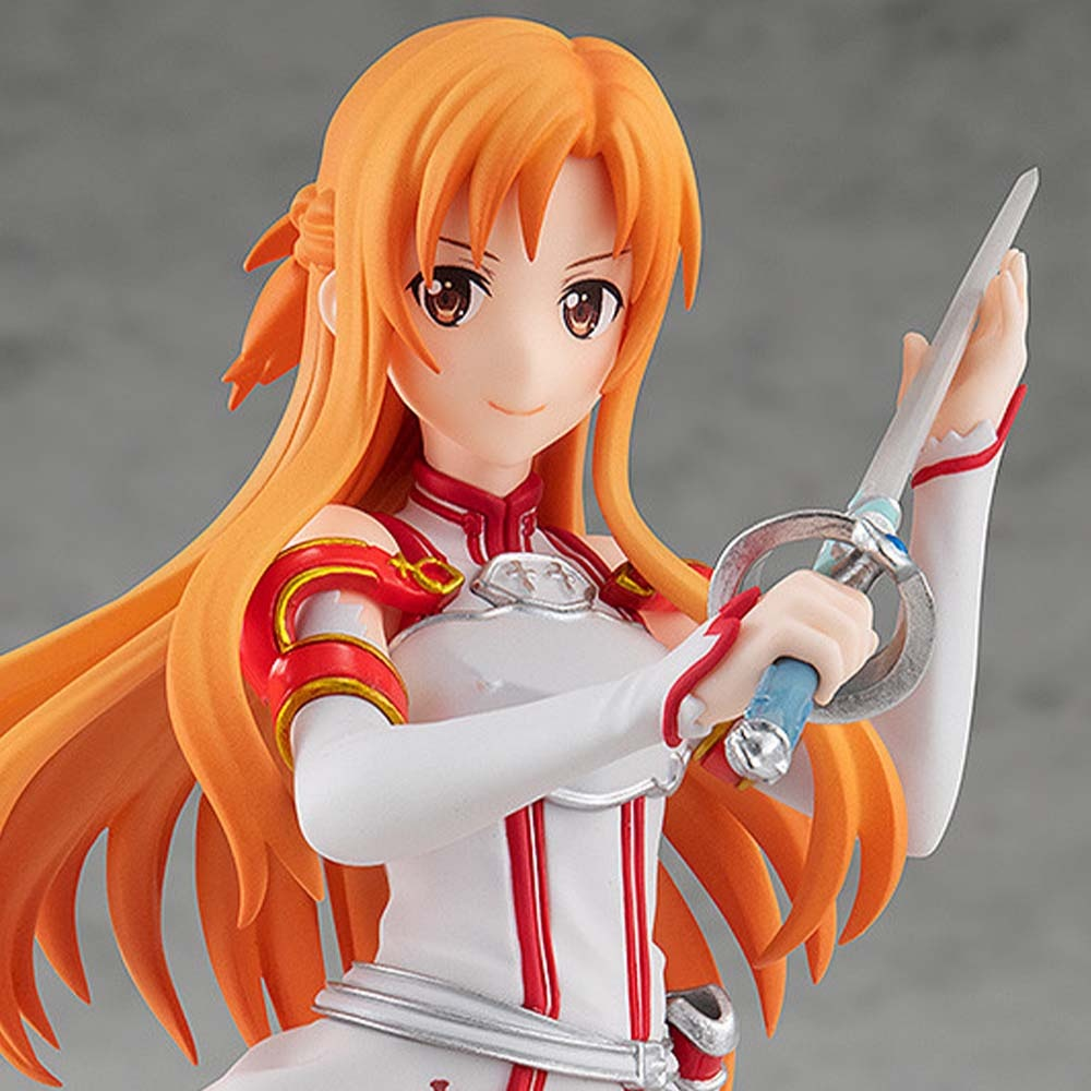 figurine asuna manga sword art online pop up parade