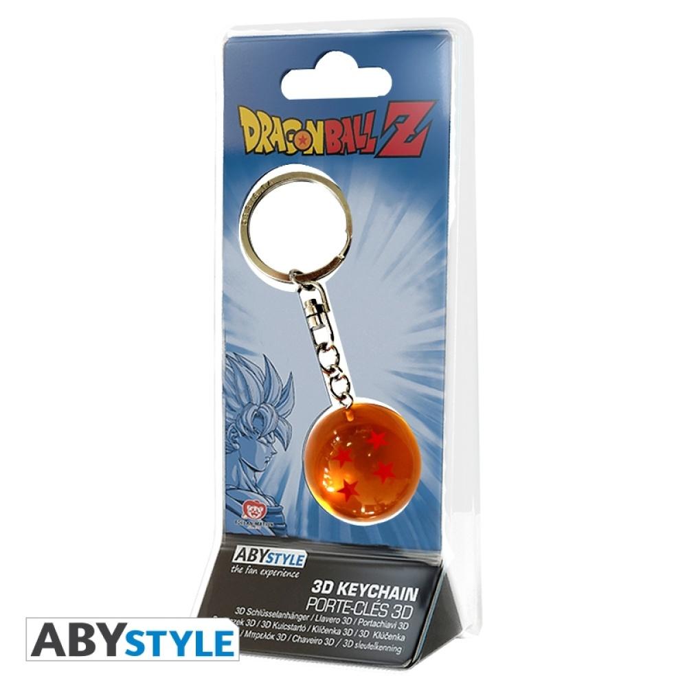 porte-clés-dragon ball boule de cristal