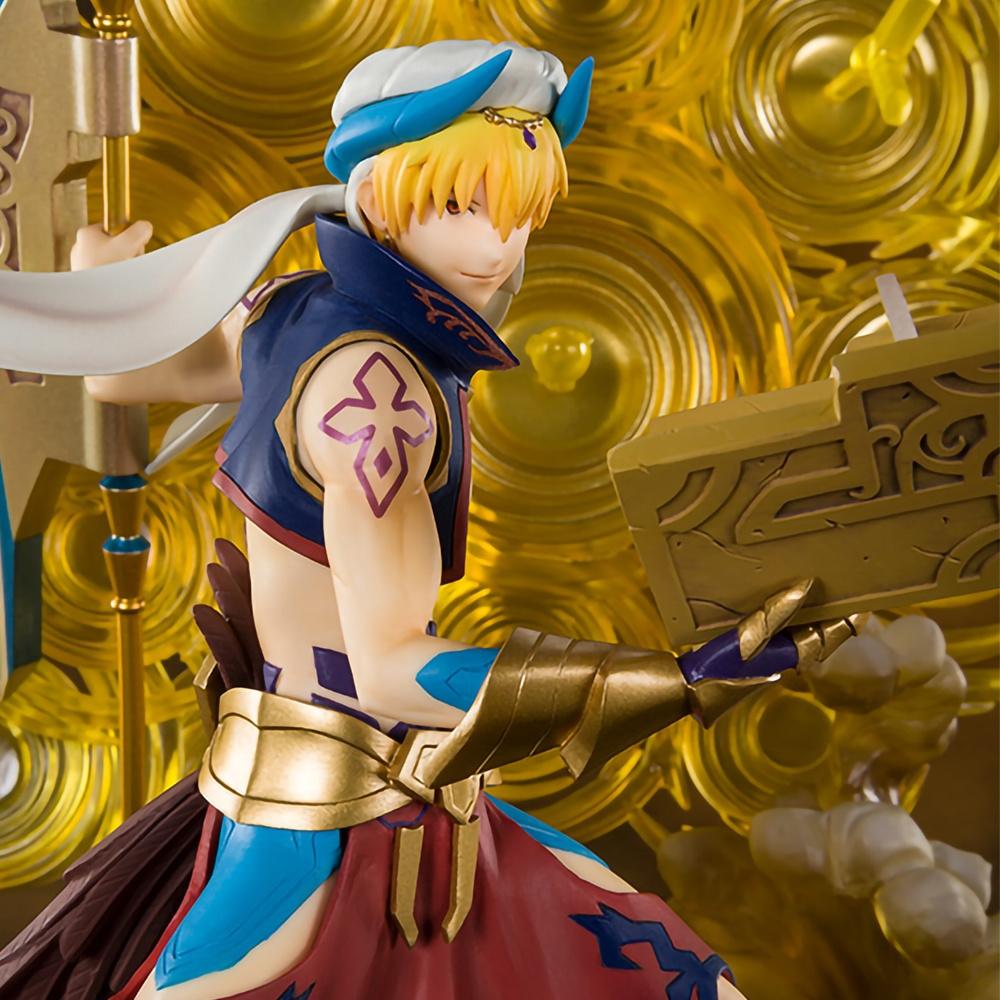 figurine de gilgamesh manga fate grand order
