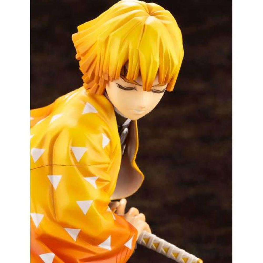 figurine zenitsu demon slayer