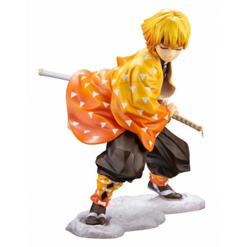 figurine demon slayer zenitsu