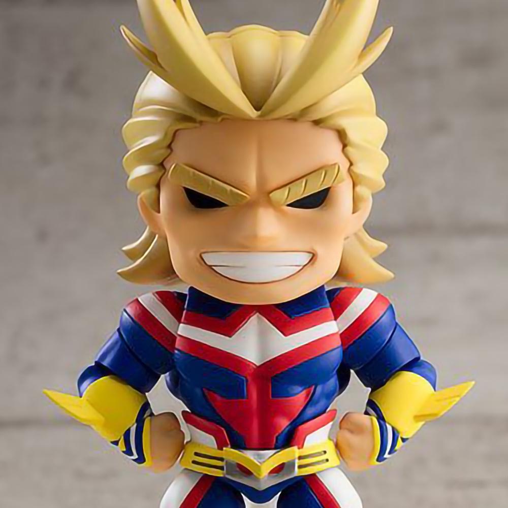 figurine nendoroid all might manga my hero academia