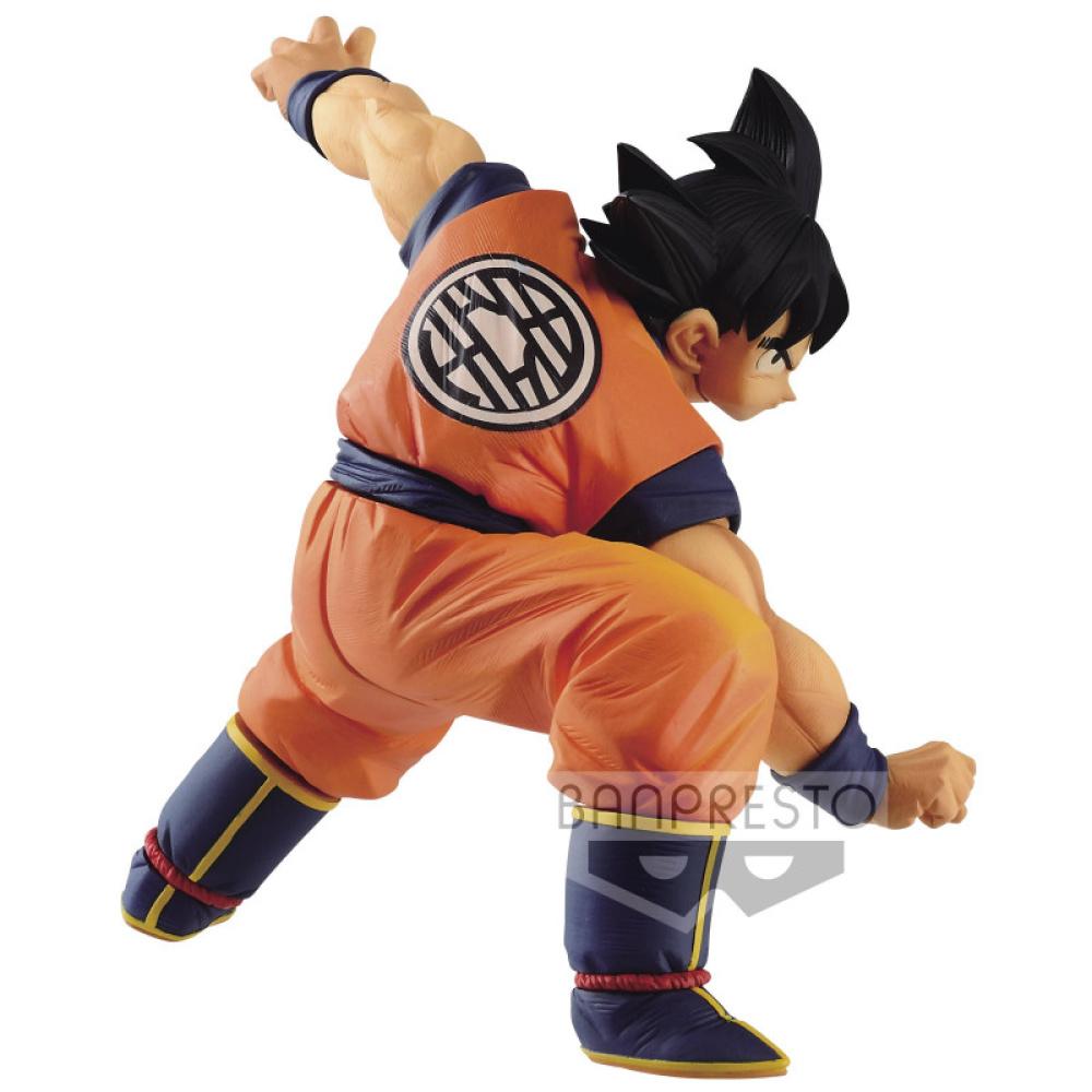 figurine son goku manga dragon ball par la marque banpresto